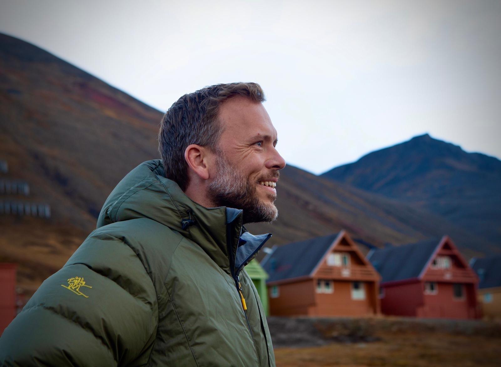 Audun Lysbakken. Foto