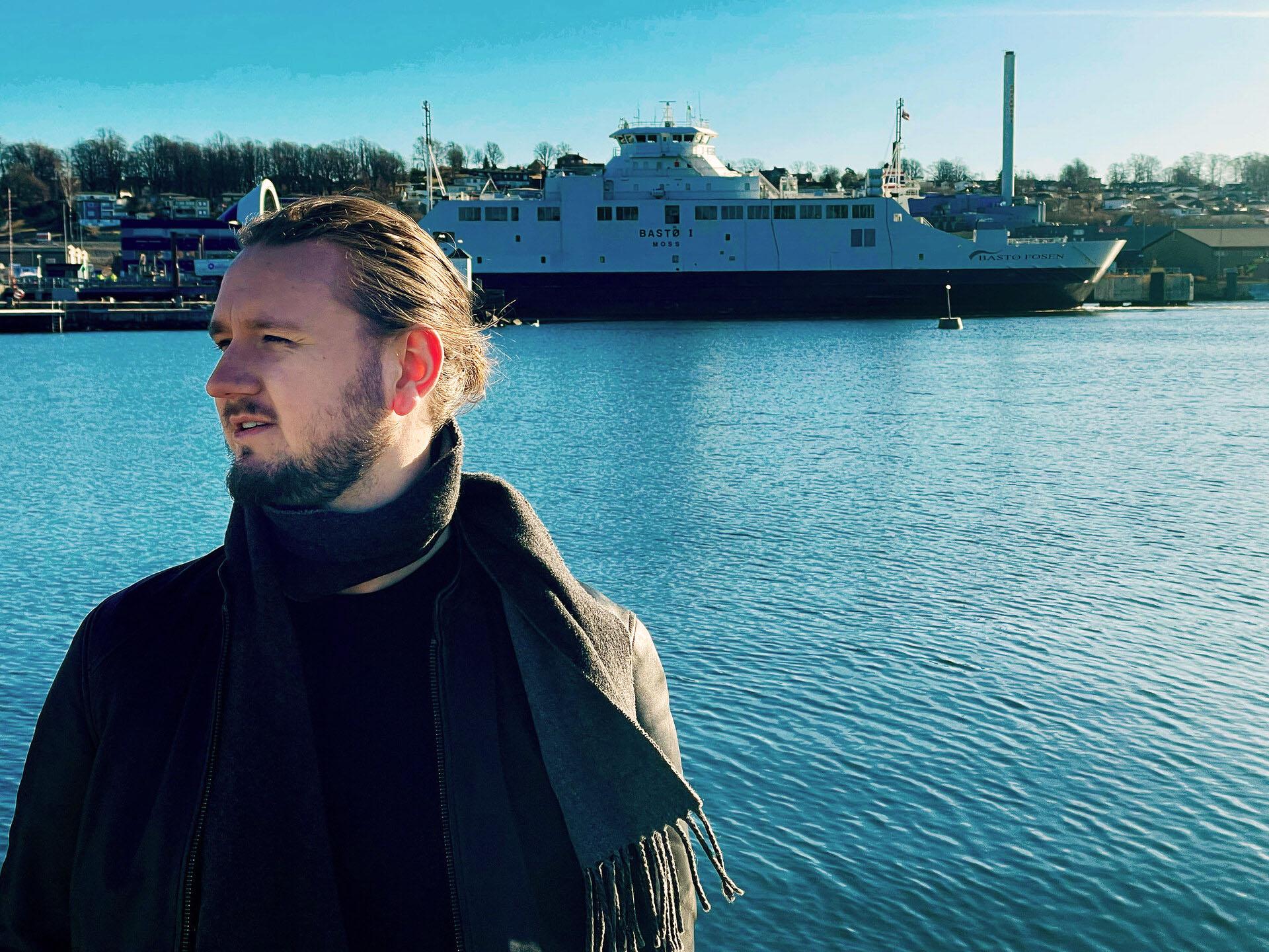 Freddy Øvstegård. Foto