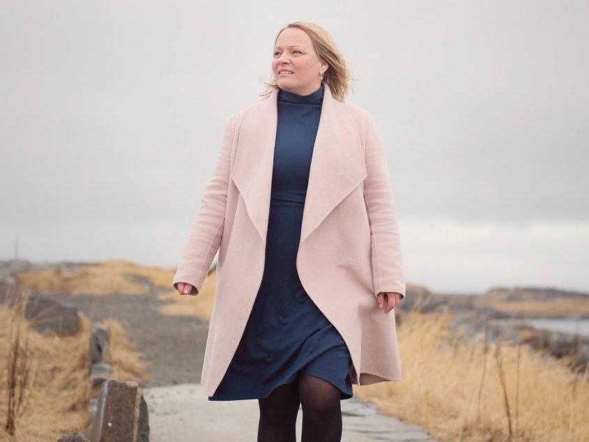 Mona Fagerås. Foto