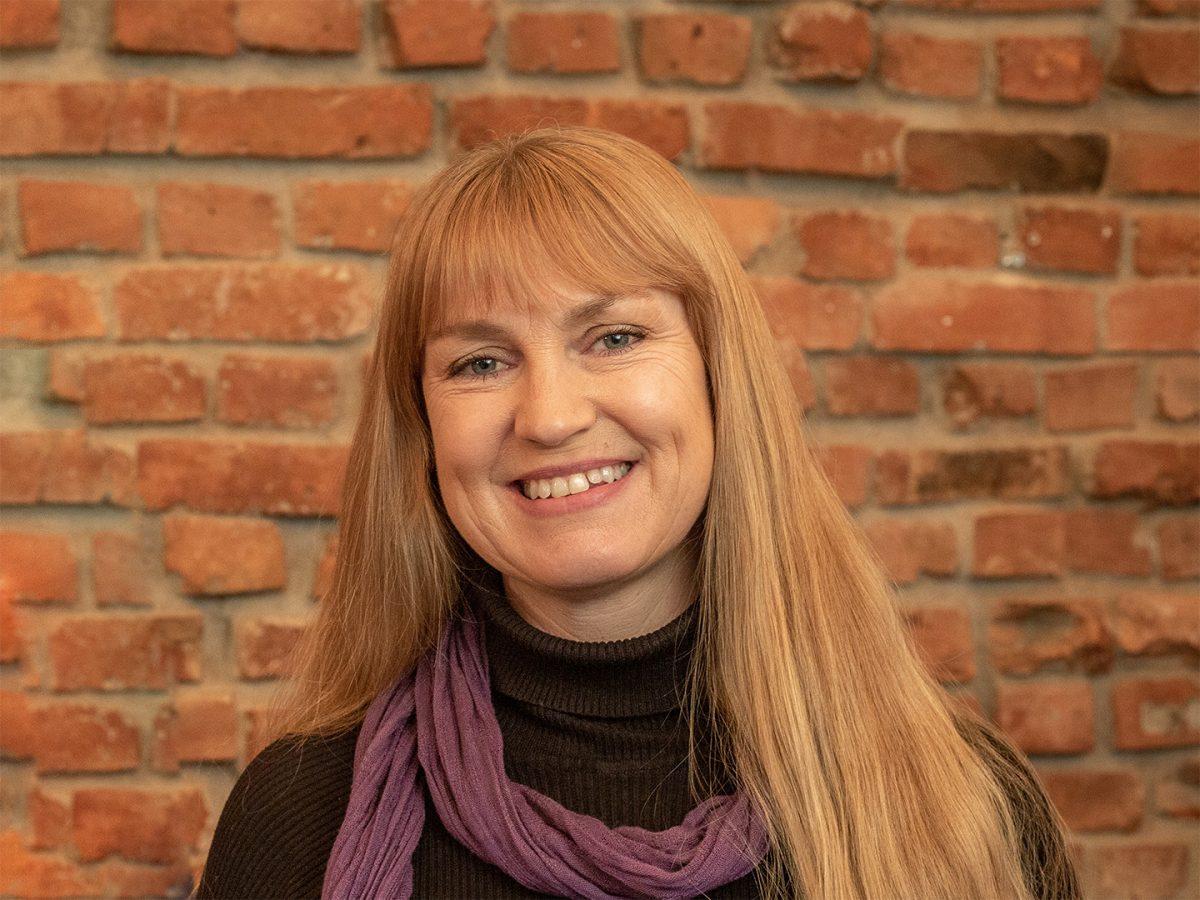 1. Kandidat Grete Wold. Foto