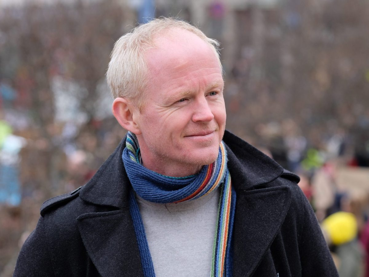 Lars Haltbrekken. Foto