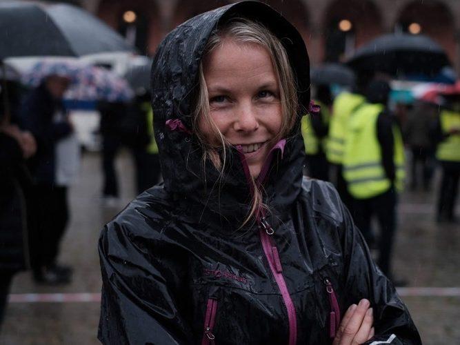 Kirsti Bergstø. Foto