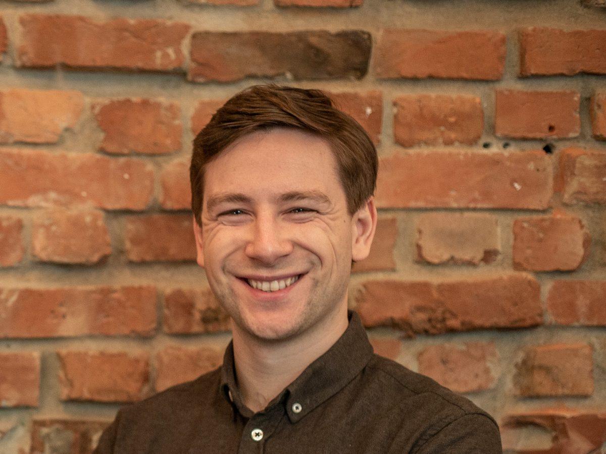 3. Kandidat Andreas Sjalg Unneland. Foto