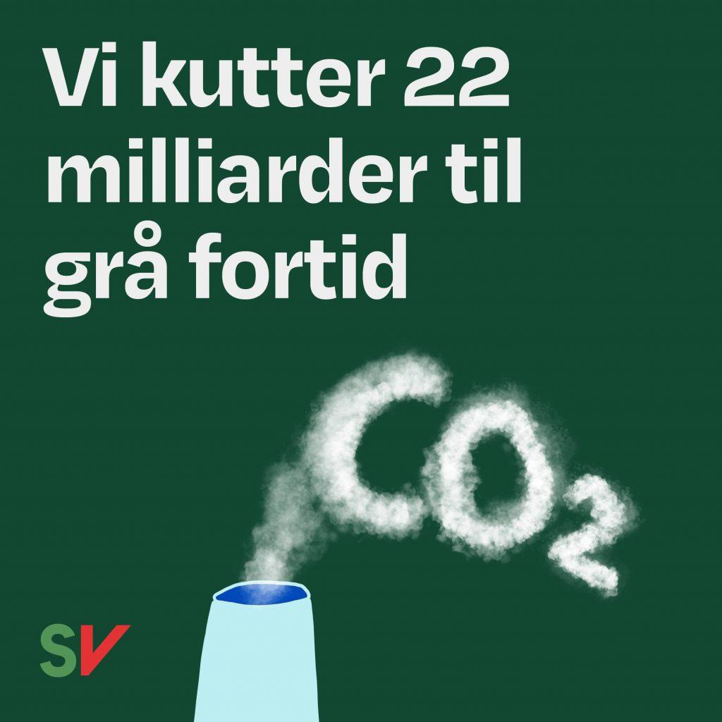 Vi kutter 22 milliarder til grå fortid. Illustrasjon