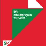 Forside arbeidsprogram 2017 til 2021. Grafikk