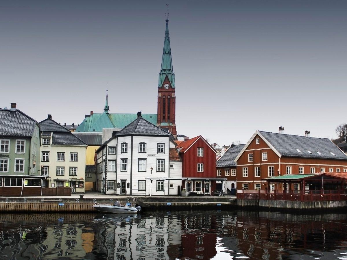 Arendal. Foto